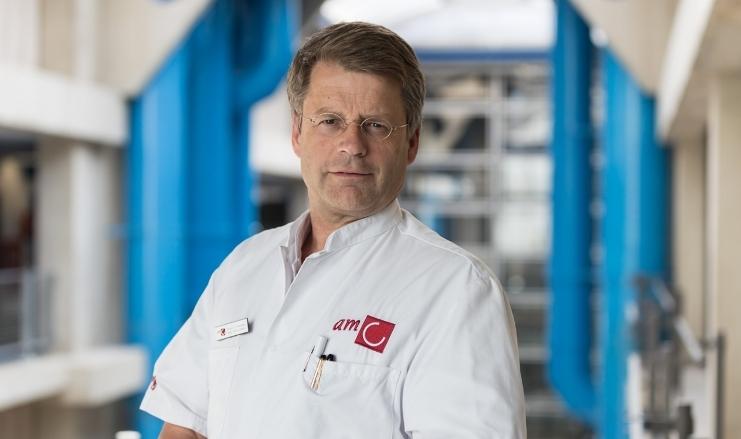 Cyriel Ponsioen, professor of Gastroenterology - University of Amsterdam