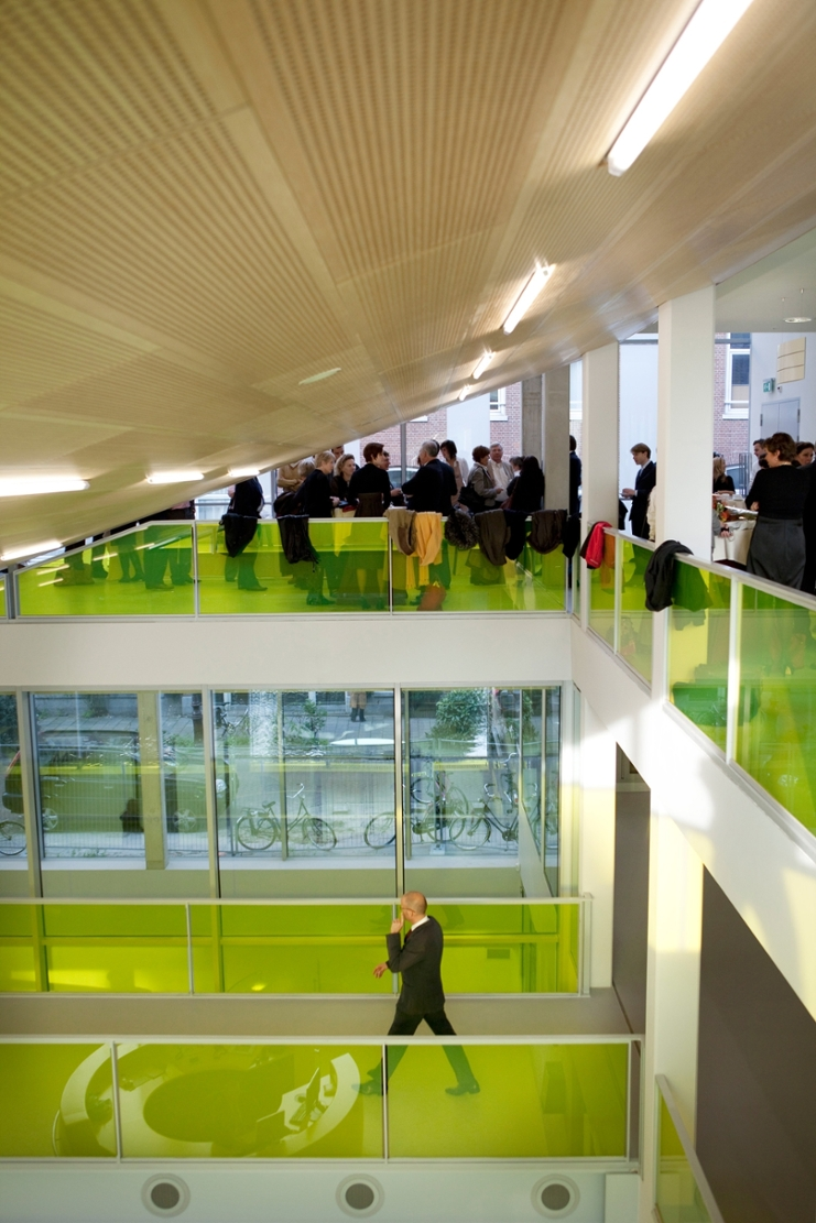 Inside the Amsterdam Business School