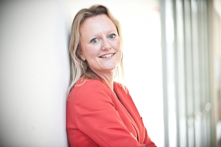 mw. prof. dr. Willemijn (WM) van Dolen, hoogleraar FEB Marketing