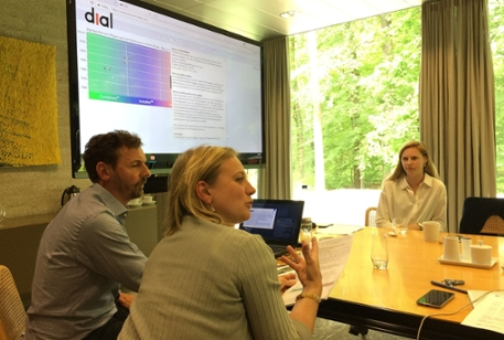 DIAL for Complex Artworks - Expert Meeting
