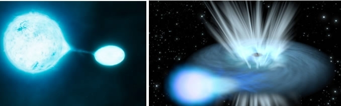 Dutch astronomers find new explanation for double black hole