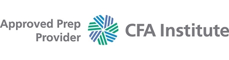 CFA Institute approved prep provider