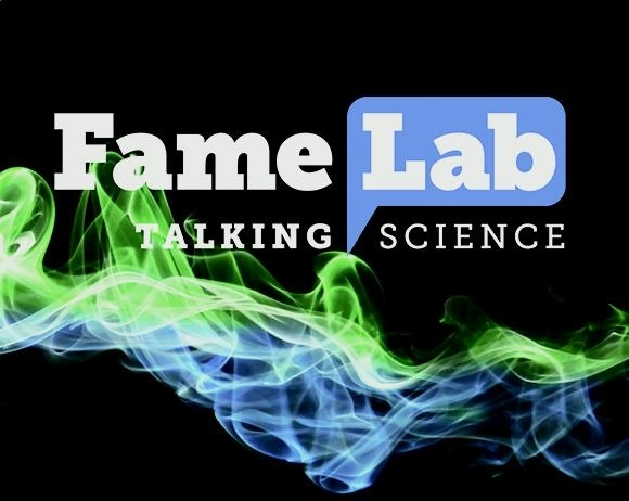 FameLab: Pitch your research! - University of Amsterdam