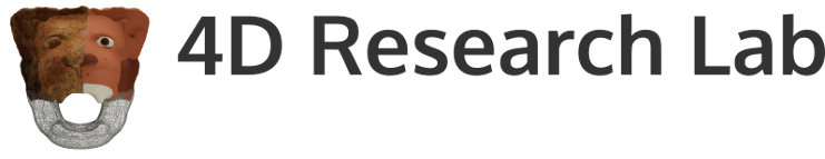 Logo 4D Research Lab UvA