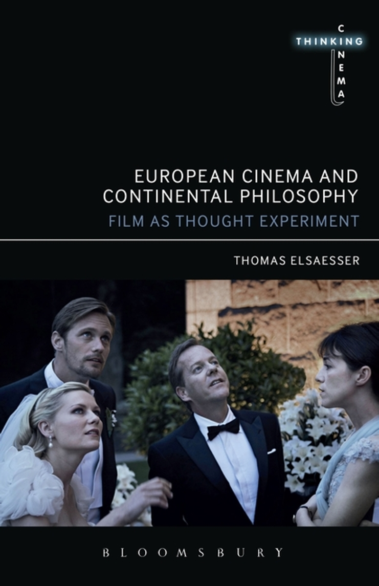 Boekomslag van European Cinema and Continental Philosophy