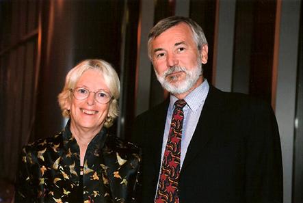 Robert J. (Bob) Glushko and Prof. Pamela Samuelson