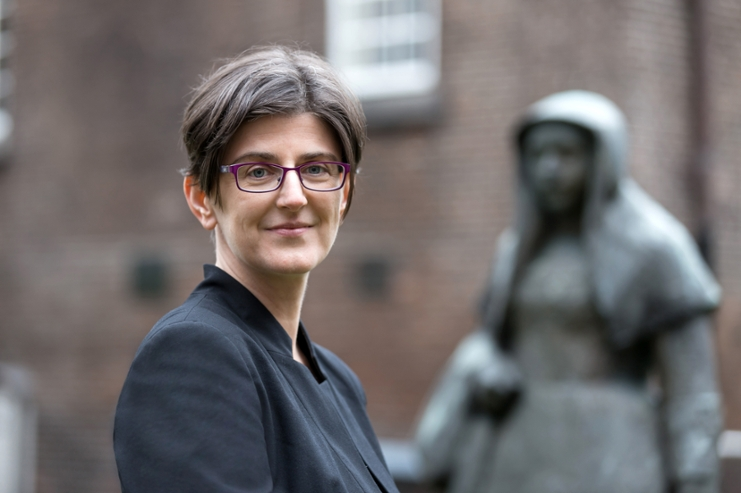 Prof Sarah Bracke, professor Sociology, the Study of Gender and Sexuality
