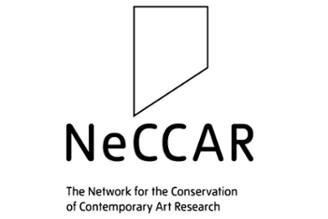 network for conservation of contemporary art research logo