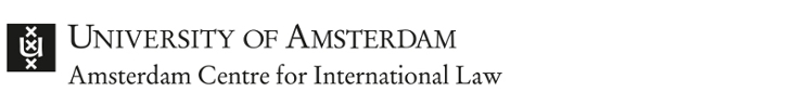 Amsterdam Centre for International Law