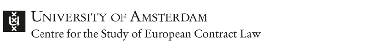 Centre for the Study of European Contract Law