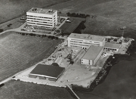 UvA Institute for Animal Physiology, 1971