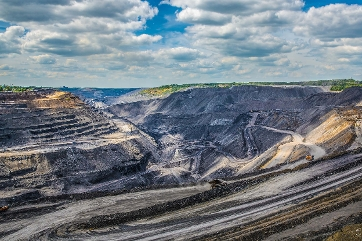 Mining is one example of human impact on geodiversity. Active mines cause a decrease in local biodiversity but in some cases they can provide an important habitat for specialised and rare species after the mine has been abandoned.